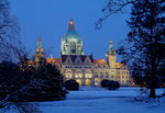 Rathaus Winter #1