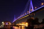 Köhlbrandbrücke - Blue Port 2012