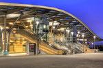 Bahnhof Messe / Ost (Expo Plaza)