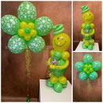 "Luftballonfigur ""Smile"" 20,00€ xxl Blume 25,00€"