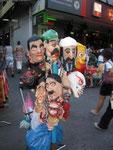 Prominente Masken