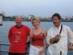 Peter, Silke & Gérard