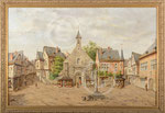 Kegeljan, reconstitution ; Namur, musée de Croix