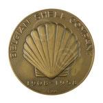 "Médaille ""Shell"" ; coll. privée"