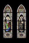 Vitraux ; Anseremme, église