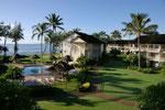 Unser Hotel in Kapaa