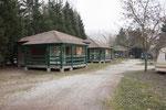 Camping «La Lône» – 6er Bungalows