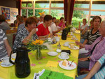 In Bülkau trafen wir die anderen Ortsvereine.