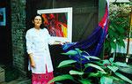 """Mommenheim (""""Indien- und Kunst-Basaar"""") Juli 2000"""
