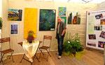 Fest der Verbandsgemeinde in Dexheim 2012 (mit der Künstlergruppe MomArt)