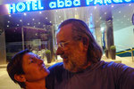 Abends in Bilbao