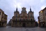Rathaus in Astorga