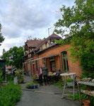 Ankunft in Ohmenhausen