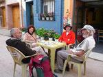 Pilgerfreunde aus Frankreich