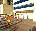 Makot - typisch israelisches Ballspiel