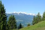 4.6.14, Blick Richtung Gasteiner Berge