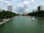 Bassin da la Villette