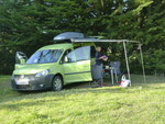 Camping Municipal am Cap