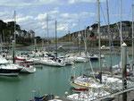 Hafen bei Saint Brieuc