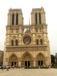 Schon da, Notre Dame