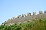 Siedlungen hinter Mauern