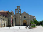 San Juan de Ortega bekannt für des Herbergsvaters Knoblauchsuppe