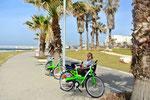 Radtour in Tel Aviv