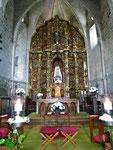 Altar von Santa Maria