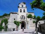 Kirche von Belorado