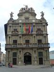 Rathaus von Pamplona