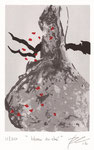 Hora do Chá - serigrafia sobre papel - 10 x 15 cm - 2012