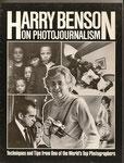 Harry Benson on Photojournalism: Techniken und Tipps,  Bilder aus den 60/70igern: Beatles, Janis Joplin, de Gaulle,Adenauer und viele andere, Harmony Books/New York, First Edition, altersbedingte Spuren, 6 €
