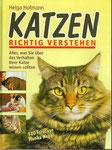 Helga Hofmann: Katzen richtig verstehen: Alles, was Sie über das Verhalten Ihrer Katze wissen sollten - unterhaltsame Texte, tolle Bilder (320! Fotos), fast wie neu, 5,50 €
