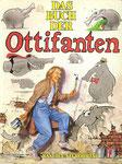 Otto Waalkes: Das Buch der Ottifanten, Gebrauchsspuren, 1 €