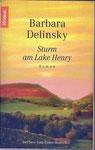 Barbara Delinsky: Sturm am Lake Henry   gebraucht TB 2,50 €
