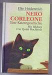 Elke Heidenreich: Nero Corleone - Eine Katzengeschichte, fast wie neu, 4,50 €