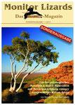 Waranweltmagazin Sonderausgabe über Australien