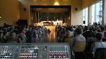 Chorkonzert Auftritt