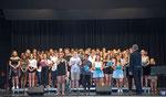 Chor mit Band - eine besondere Herausforderung, die wir gerne annehmen!
