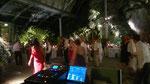 Heisse Party im Tropenhaus