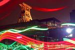 Speed of light - Lichtlauf durch den Emscher Landschaftspark - 4.10.2013