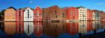 Trondheim - Nidaelv - Speicherhäuser
