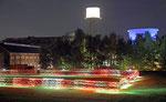 Speed of light - Lichtlauf durch den Emscher Landschaftspark - 3.10.2013