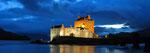 Eilean Donan Castle - Loch Duich - Highlands - Scotland