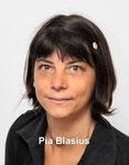Pia Blasius - Freie Mitarbeiterin
