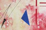 voie de l'art. zoom 1. tableau. abstrait. abstraction