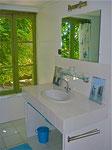 Salle de bain au niveau principal, douche