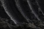 Abbauspuren der Schaufelradbagger