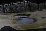 Licht, Schatten, Wasser der Abraumförderbrücke F60