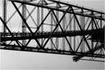 Mittelbrücke in S/W